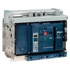 Автоматический выключатель  NW 08 H1 0 4 P ВЫКАТНОЙ